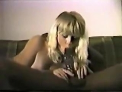 immature Golden-Haired White Wife Riding Hard Her 1St Large Darksome Pecker