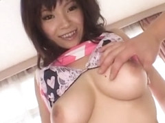 Fabulous Japanese girl Sumire Matsu in Incredible Big Tits JAV video