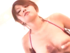 Best Japanese chick Yuka Haneda in Exotic Nipples JAV clip