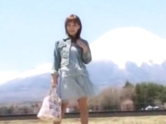 Incredible Japanese whore Kaho Kasumi in Fabulous Outdoor, Solo Girl JAV movie