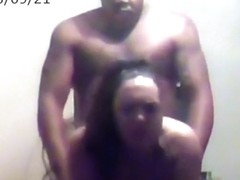 Black guy is gonna fuck his white gf anal for the first time ever !!!