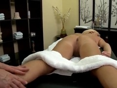 So much for the massaging procedure of Johnny Sins