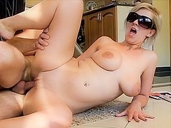 Delilah Davis, Chris Cock in This Isn't Grand Budapest Hotel It's A XXX Spoof!, Scene #01