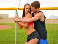 Jillian Janson & Brick Danger in Naughty Athletics
