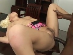 Fucking the daughter of my boss very well (blond)