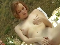 Exotic pornstar Cherry Chase in amazing redhead, college porn video