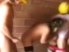 Hot Construction Supervisor Gets Banged