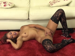 Horny pornstar Skin Diamond in Fabulous Small Tits, Natural Tits porn movie