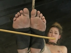 Training Lily LaBeau Day 4Early Invasion, Exercise, and Bastinado