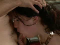 Cheating Wife Tossed Around and Fucked in the Ass: Juliette March and Tommy Pistol