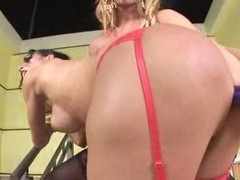 Furious Group Fuck For Luscious Shemales