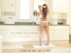 Dani Daniels & Seth Gamble in Crossroads Video