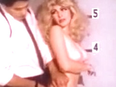 Vintage Janey in boots anal