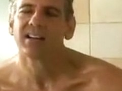 mandy gets laid in shower