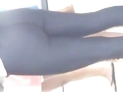 Sexy Teen in Spandex 2