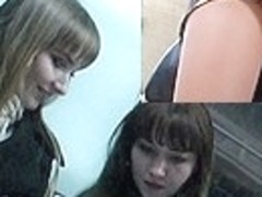 Livecam up college beauties skirts