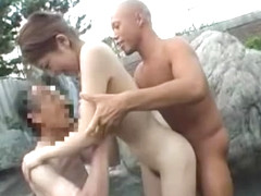 Exotic Japanese whore Alice Hoshi in Hottest Big Tits, Public JAV movie