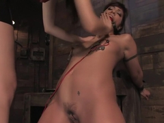 Hottest fetish, fisting sex scene with fabulous pornstars Satine Phoenix and Sasha Grey from Wired.
