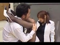 Erotic Japanese Office Lady
