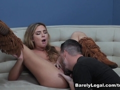 Blair Williams in Ass, Grass & Cash - BarelyLegal
