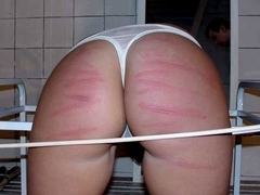 BrutalPunishment Video: Can Sandra Take It?