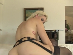 Best pornstars Isiah Maxwell, Rico Strong, Jenna Ivory in Hottest Gangbang, Stockings xxx video