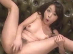 Hottest Japanese chick Ami Morikawa, Yuka Osawa, Marika 2 in Incredible Solo Girl, Dildos/Toys JAV.
