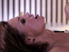 Hottest pornstar Szilvia Lauren in Best Medium Tits, Hairy porn scene