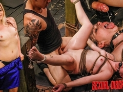 Lily Ligotage #2 Sexual Disgrace Pussy Puppet - SexualDisgrace