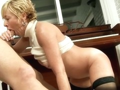 Mother I'd Like To Fuck music teacher seduces her sons ally HD