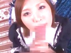Exotic Japanese model Rui Sakuragi in Incredible POV JAV movie