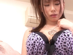 Exotic Japanese model Kanon Ozora in Incredible softcore, couple JAV movie