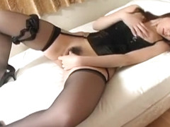 Crazy Japanese model in Hottest Cumshots, Cosplay JAV video