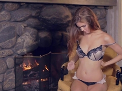 Horny pornstar Amberleigh West in Amazing Big Tits, Softcore xxx clip