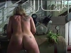 German bloke ties two hot bitches in bdsm video