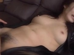 Ryu is a hot Asian milf in hardcore group action
