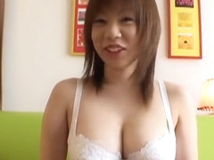Amazing Japanese chick in Fabulous Big Tits, Uncensored JAV clip