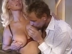 Busty MILF bbw enjoys her time with a big hard dick
