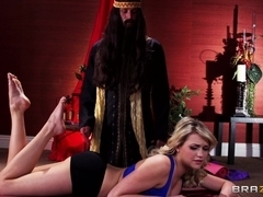 Dirty Masseur: Seek and You Shall Fuck. Mia Malkova, Bill Bailey