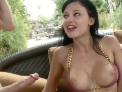 Aletta Ocean & James Deen in My Dad Shot Girlfriend