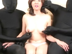 Amazing Japanese slut in Fabulous Uncensored, Threesomes JAV movie