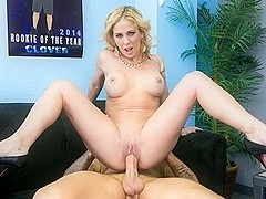 Cherie DeVille & Clover in MILFs Love It Harder #04, Scene #02