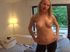Hottest German MILF anal deepthroat and facial