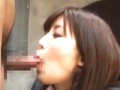 Crazy Japanese whore Saki Izumi in Best Secretary JAV video