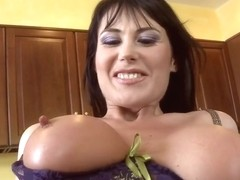 Fucking a sexy French Milf