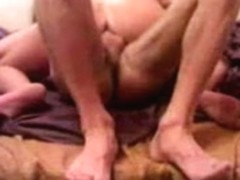 wife home and drilled