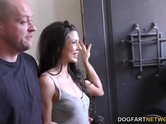 Alexa Tomas takes two BBCs - Cuckold Sessions