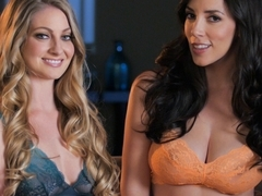 Jelena Jensen in Interview Veronica Weston Scene - TwistysNetwork