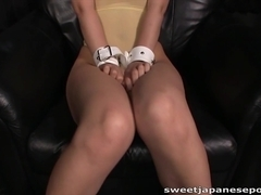 AWESOME MIKU ABENO NAUGHTY ASIAN CHICK IS OILED UP FOR HARD SEX VIDEO ONLINE