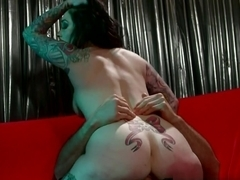 Incredible pornstars in Hottest Big Ass, Gothic adult clip